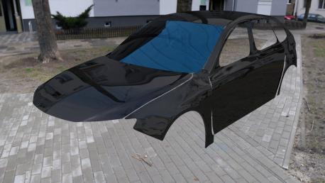 Subaru Impreza | sample render 01