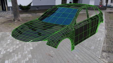 Subaru Impreza | sample render 03