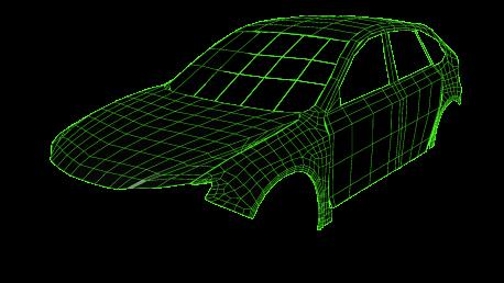 Subaru Impreza | sample render 04